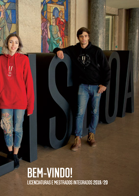 Brochura Acesso e Ingresso na ULisboa - 1.º Ciclo