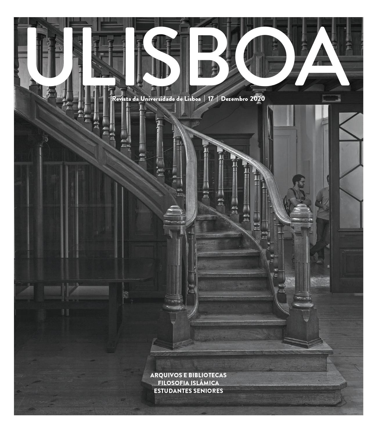 Revista ULisboa Nº 17