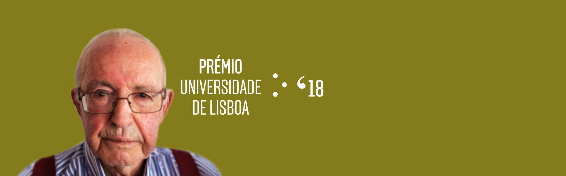 Prémio Universidade de Lisboa 2018