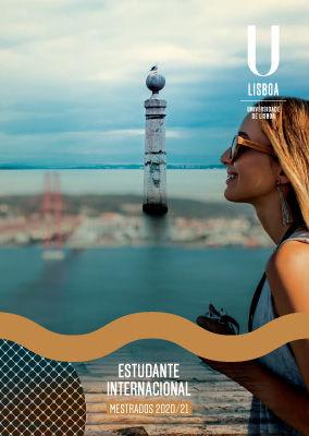 Folheto Estudante Internacional - Mestrados 2020/21