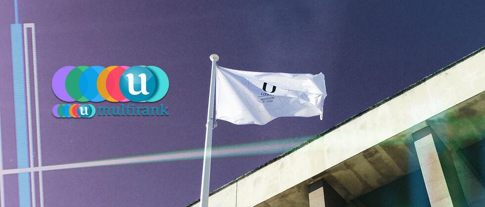 A Universidade de Lisboa obtém a nota máxima em 12 indicadores do U-Multirank