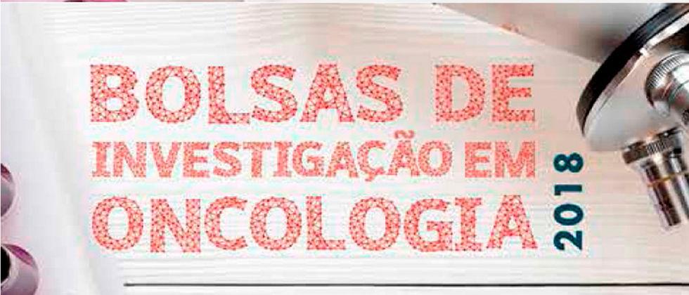 Apoio à formação e investigação em Oncologia | Candidaturas Abertas