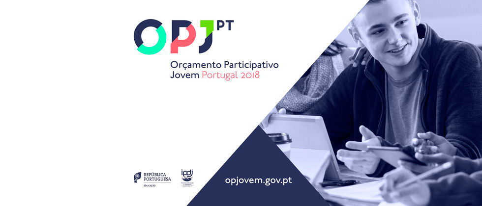 Orçamento Participativo Jovem Portugal