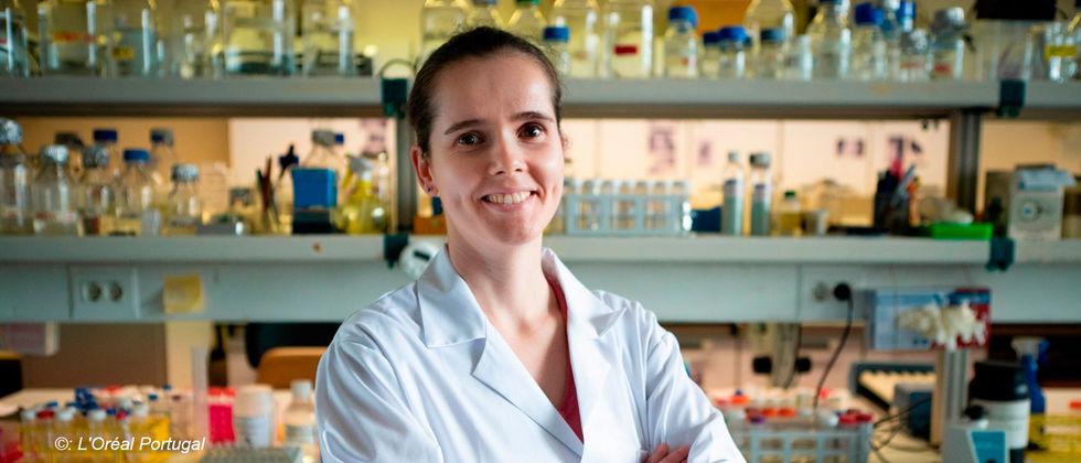 Investigação sobre distrofia muscular distinguida com Medalha de Honra L'Oréal Portugal para Mulheres na Ciência