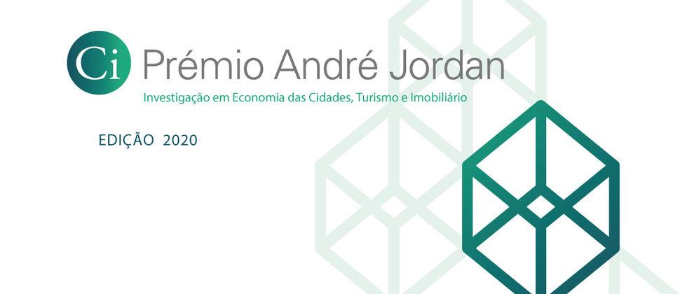 Prémio André Jordan   Candidaturas até 31 de março de 2020
