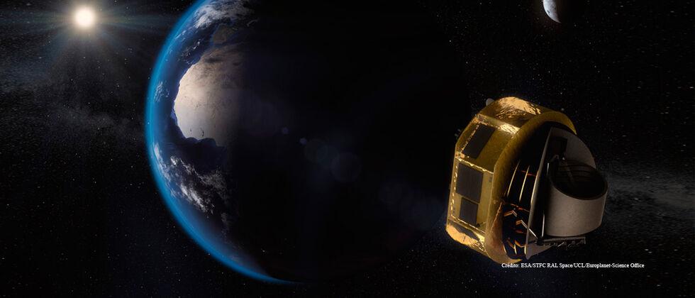 Missão Espacial Ariel aprovada pela Agência Espacial Europeia