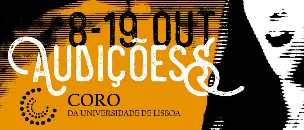 Audições | Coro da Universidade de Lisboa