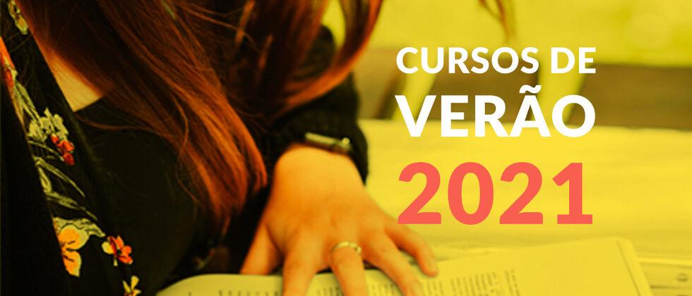 Cursos de Verão 2021 da Universidade de Lisboa | ULisboa