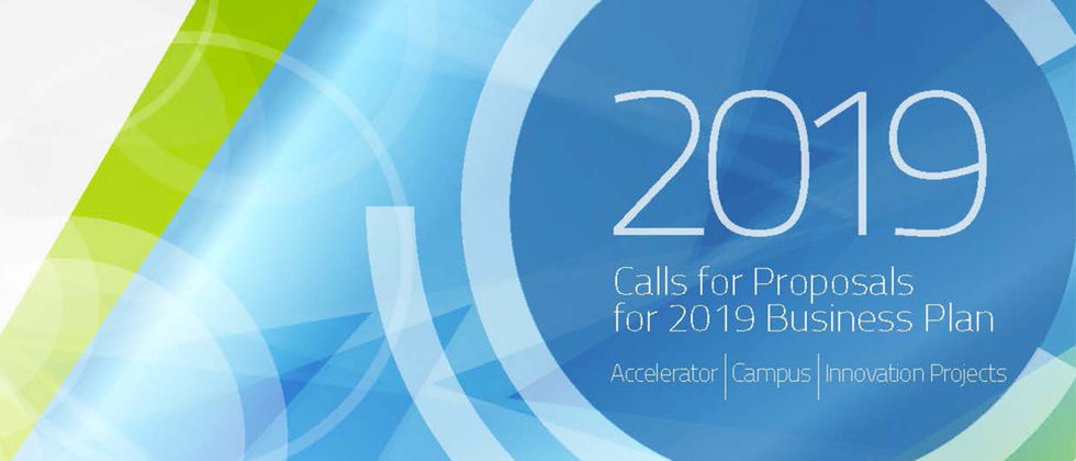 EIT Health | Calls for Proposals for 2019 Business Plan