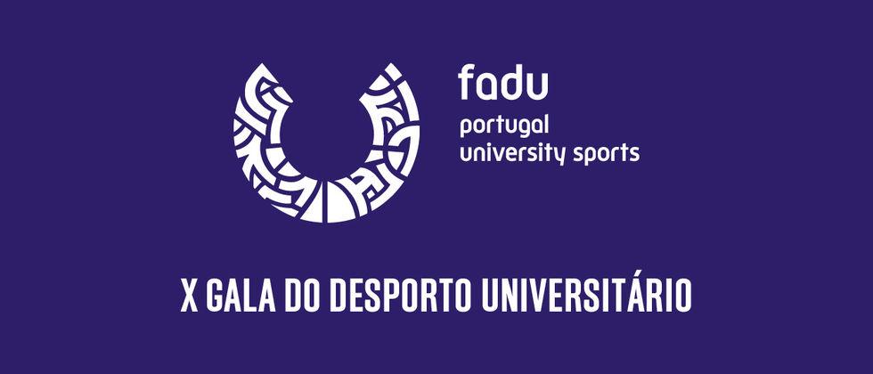 X Gala do Desporto Universitário