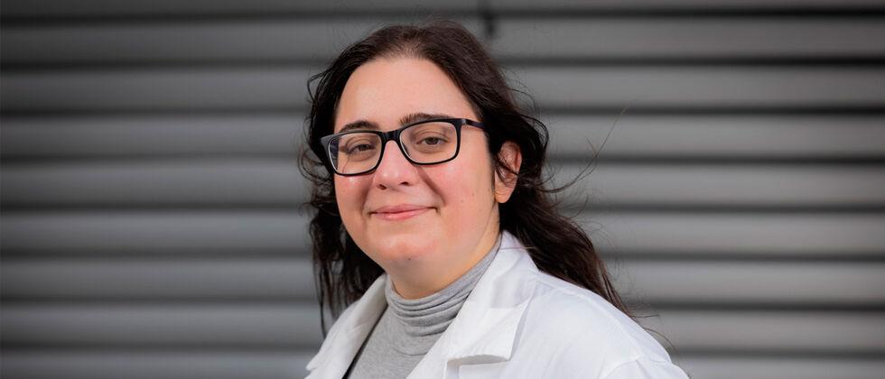 Inês Fragata premiada com Medalha de Honra L'Oréal Portugal para Mulheres na Ciência