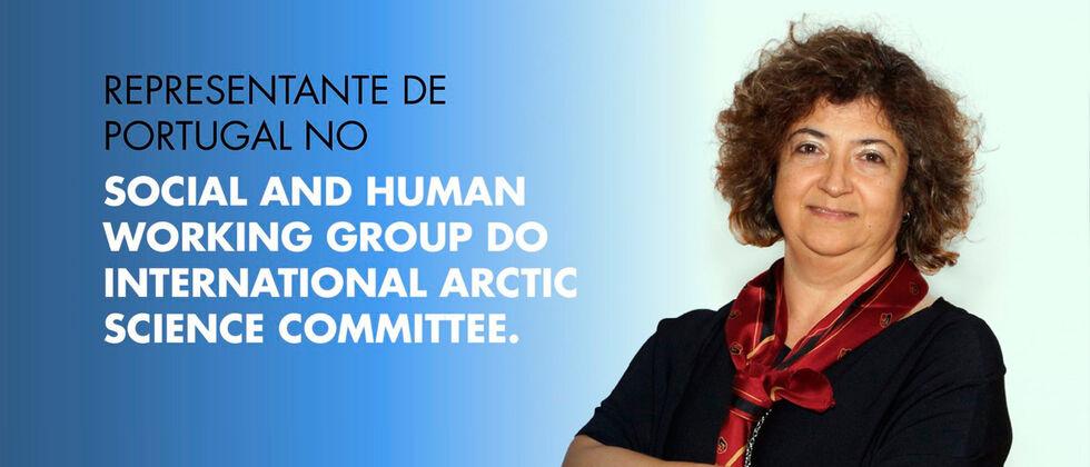 Professora do ISCSP representa Portugal no Social and Human Working Group do IASC