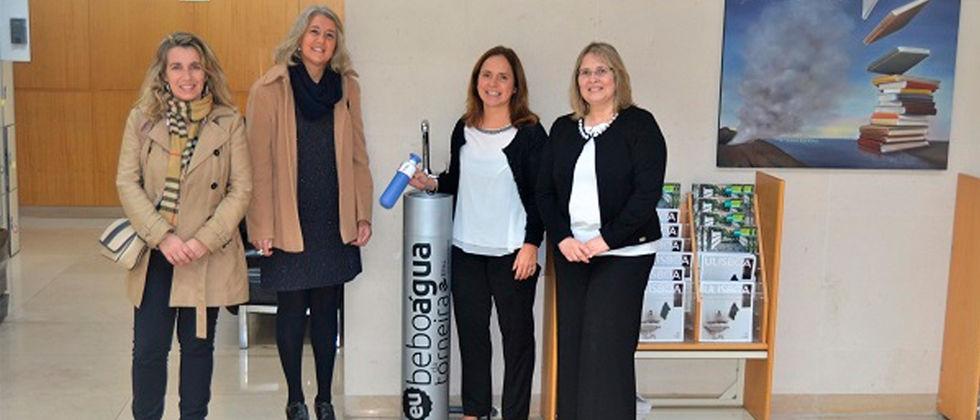 ISEG e Epal promovem consumo de água da torneira em defesa de um ambiente mais sustentável