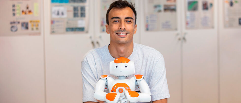 Melhor tese de mestrado na área da robótica pertence a alumnus do Técnico