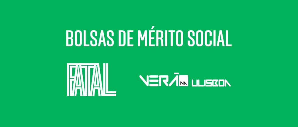 Candidaturas Abertas | Bolsas de Mérito Social
