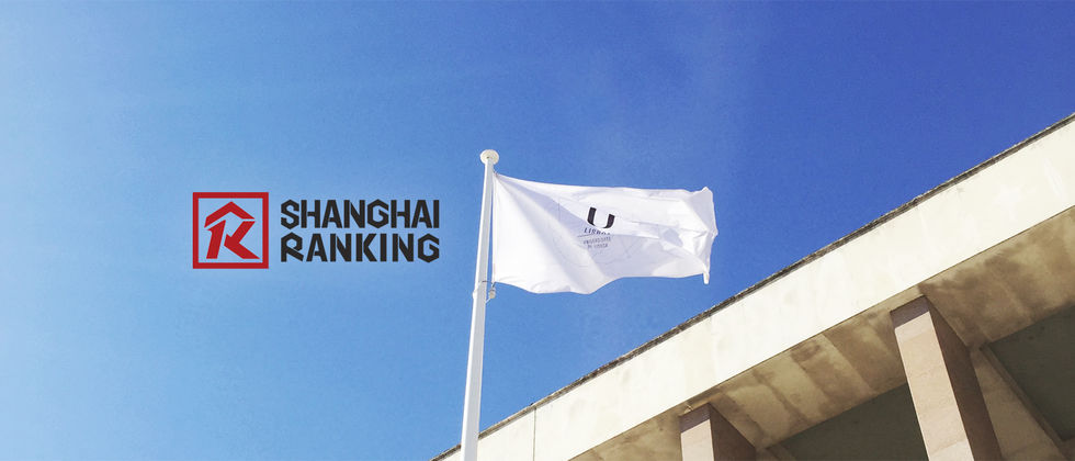 Shanghai Ranking 2019: ULisboa Scientific Fields among the top 10 in the World