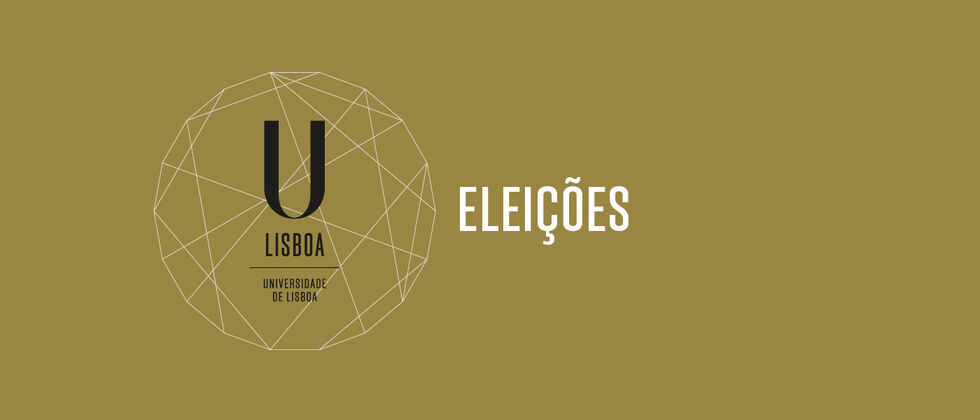 Eleições | Universidade de Lisboa