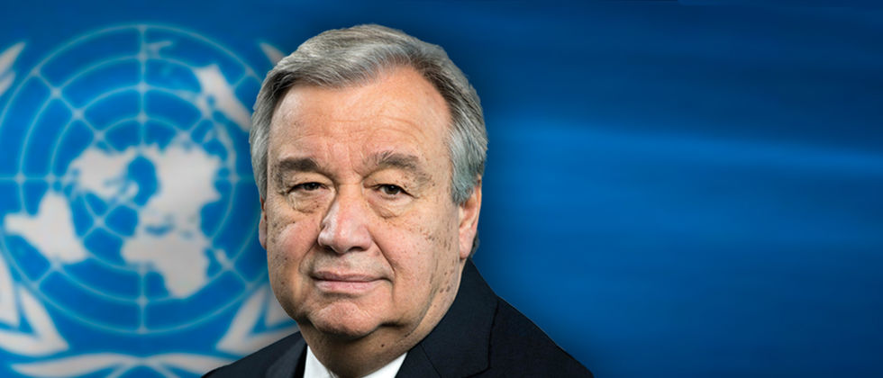 António Guterres distinguished with Honorary Doctorate Degree