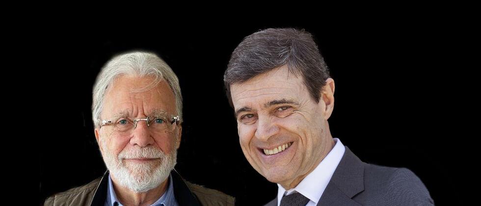 Doutoramento Honoris Causa de Jorge Alberto Costa e Silva e Luis Portela