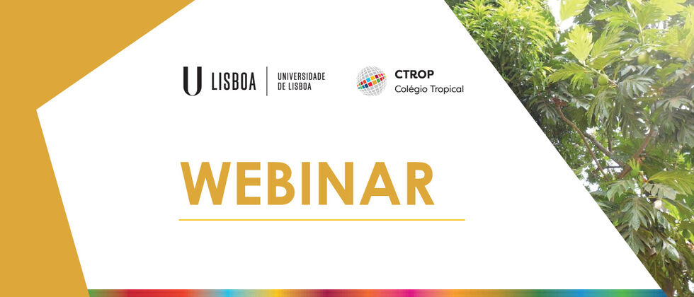 Webinar   Desafios e Oportunidades em Investigação e Cooperação Tropical