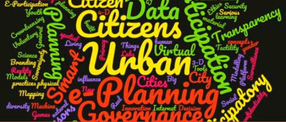 "5.ª Conferência Internacional ""Urban e-Planning"""