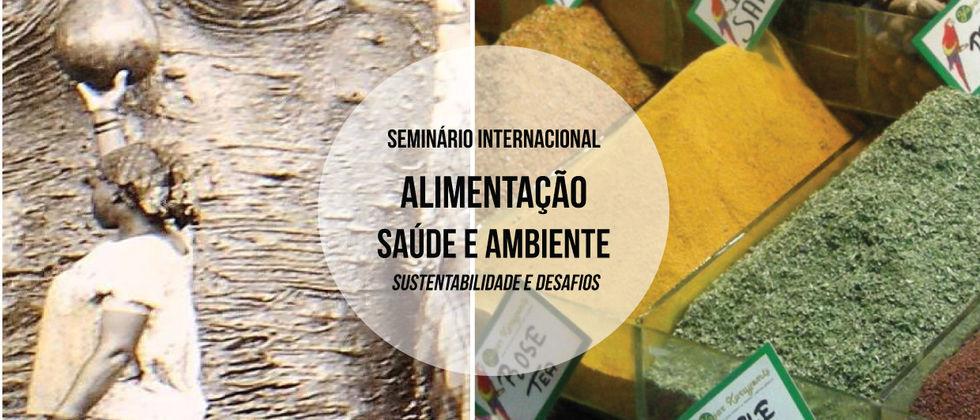 Seminário Internacional | Alimentação, saúde e ambiente