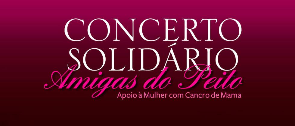 Concerto Solidário   10º aniversário da Associação Amigas do Peito