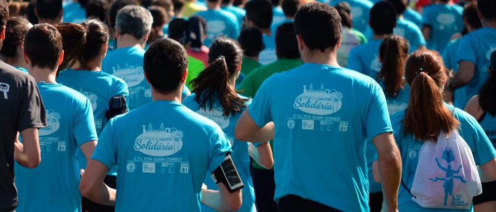 Corrida Saúde+Solidária