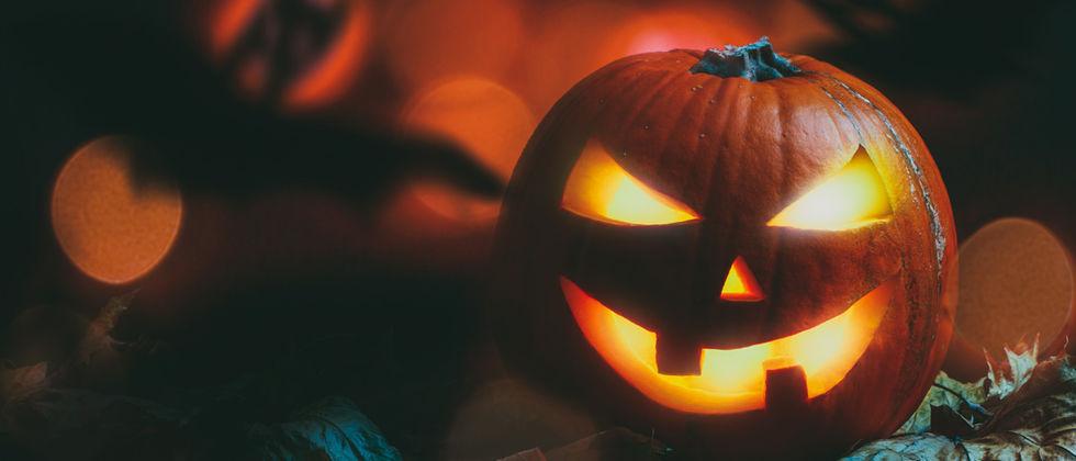 Halloween na Mina de Ciência