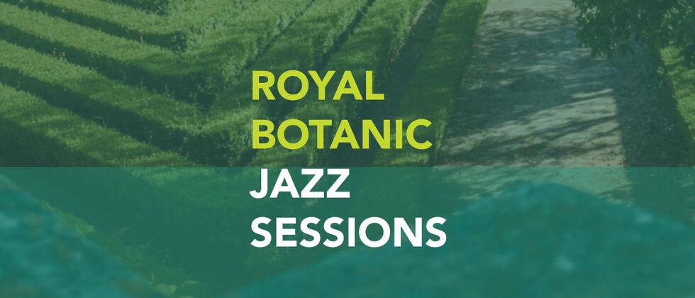 Royal Botanic Jazz Session