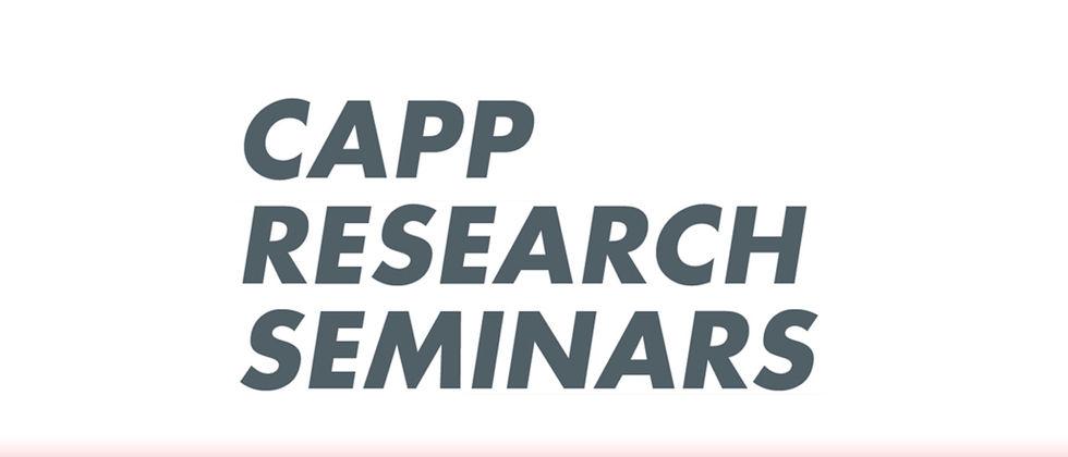 CAPP Research