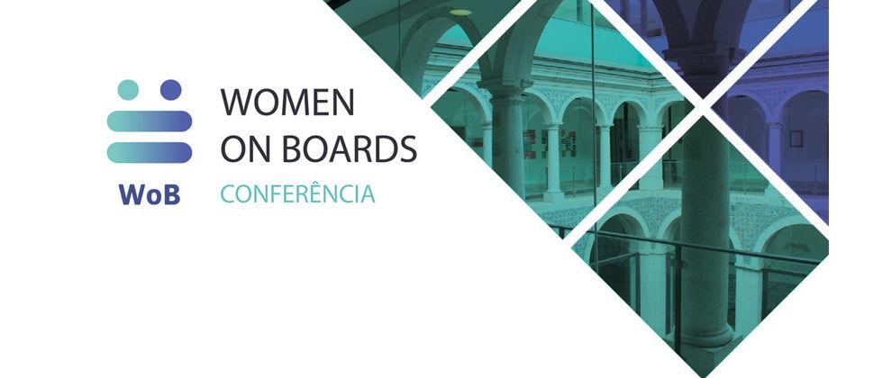 Conferência | Women on Boards