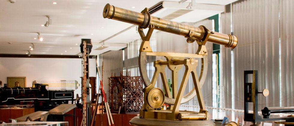 1.º Encontro: Museus do Técnico
