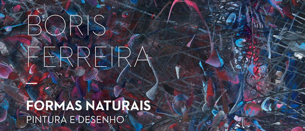 """Inauguração da Exposição """"Formas Naturais"""""""