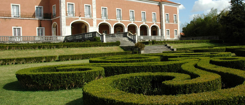 O Palácio da Calheta e as coleções coloniais dos séculos XIX e XX