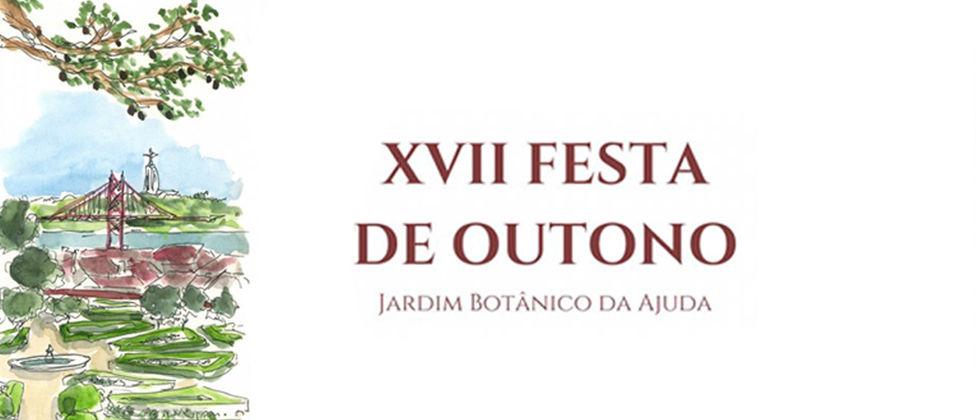 XVII Festa de Outono do Jardim Botânico da Ajuda