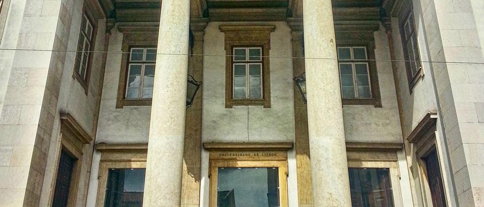 Núcleo Principal da antiga Escola Politécnica
