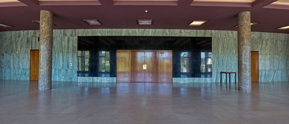 Aula Magna - Entrada