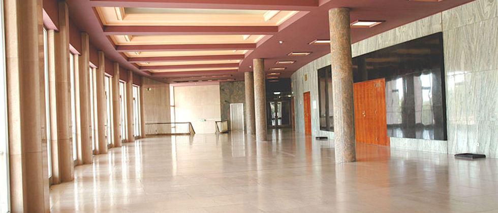 Aula Magna - Foyers e átrios