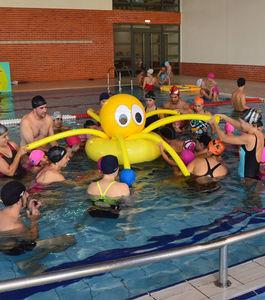 Jogos Aquáticos para Pais e Filhos