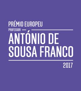 """Cerimónia de Entrega de Prémios: """"Prémio Europeu Professor António de Sousa Franco 2017"""""""
