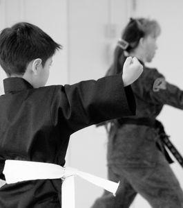 Desportos de Combate para pais e filhos