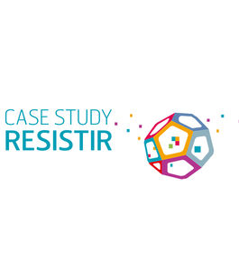 Sessão de divulgação do projeto RESISTIR