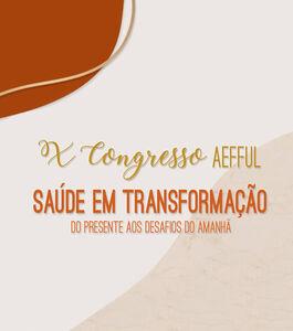X Congresso AEFFUL