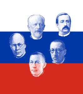 """Concerto """"Os Russos"""""""