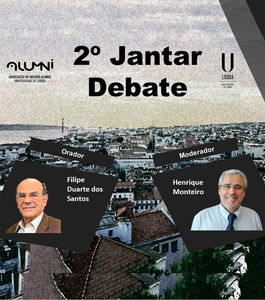 Jantar e debate dos Alumni da ULisboa