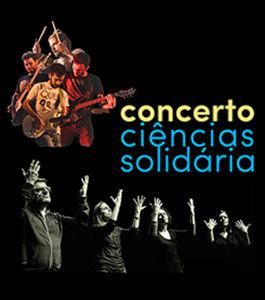 Concerto Ciências Solidária