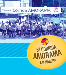 6ª Corrida Amorama em Marcha 2018