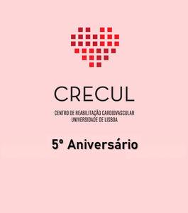 5.º aniversário do Centro de Reabilitação Cardiovascular da Universidade de Lisboa