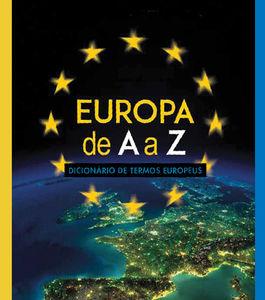 """Lançamento do livro: """"Europa de A a Z: Dicionário de Termos Europeus"""""""